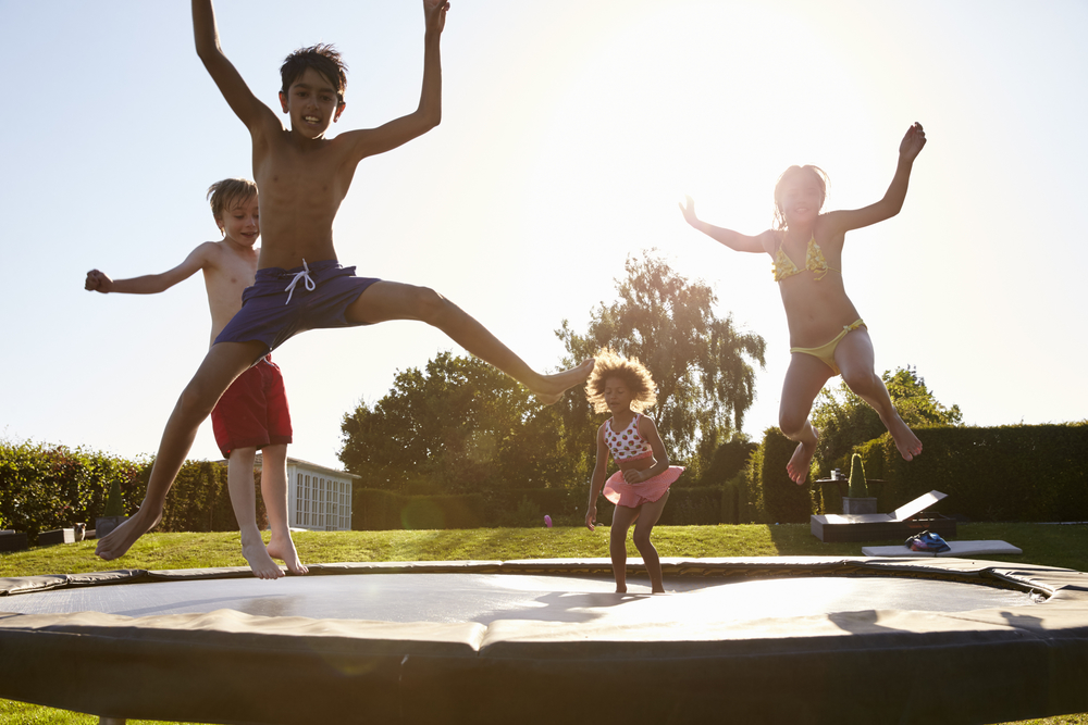 Best Trampoline Reviews | 2018 Top Rated Backyard Trampolines - Best Trampoline Reviews Find The Top Backyard Trampoline